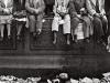 Трафальгарская площадь в день коронации Георга VI, Лондон, Великобритания 1937